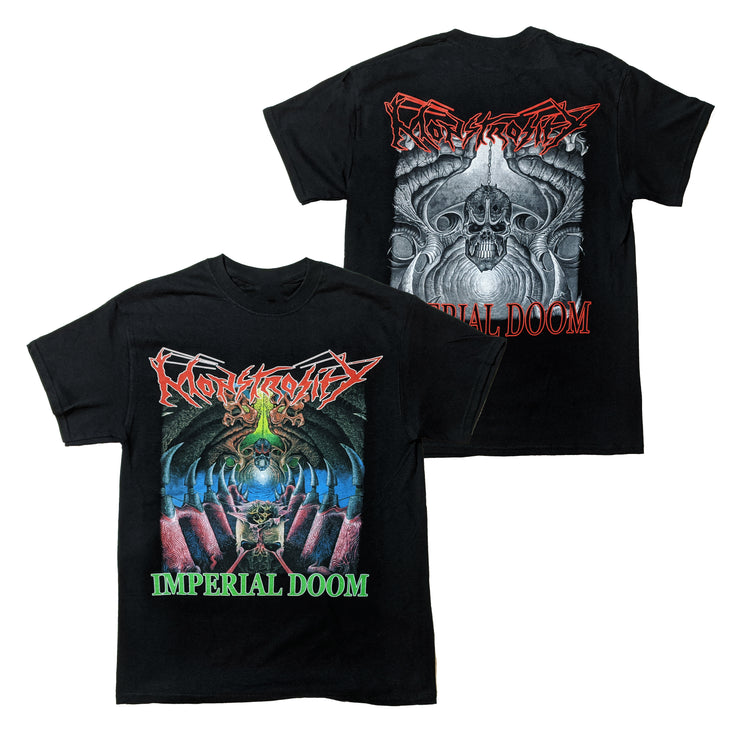 Monstrosity - Imperial Doom t-shirt