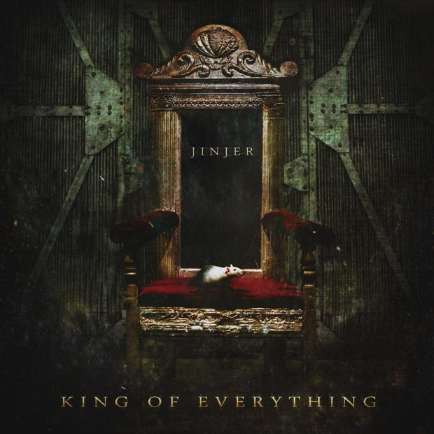 Jinjer - King Of Everything CD