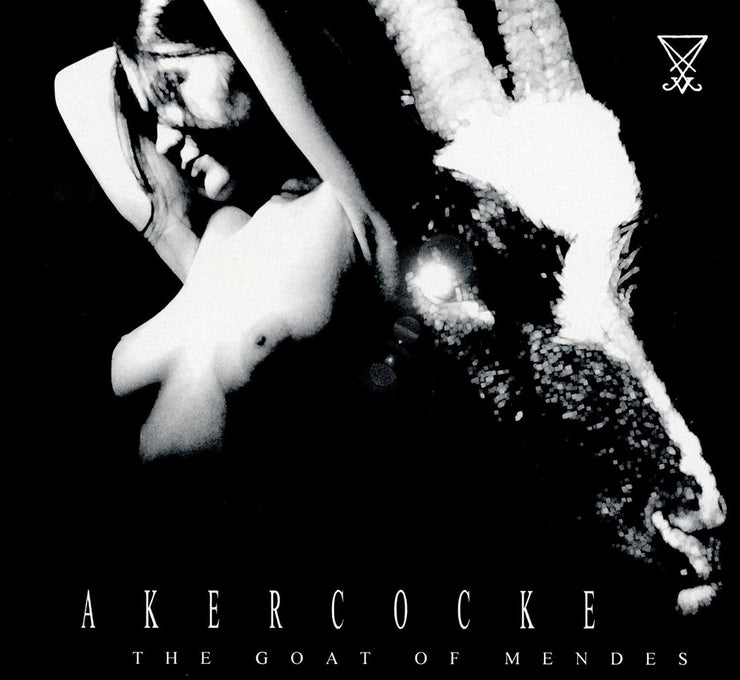 Akercocke - The Goat Of Mendes 2x12""