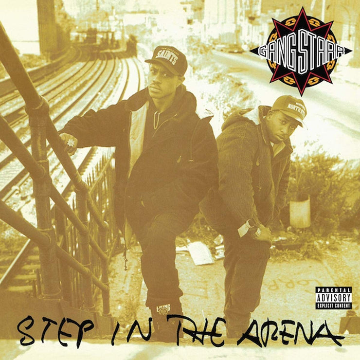 Gang Starr - Step In The Arena 2x12""