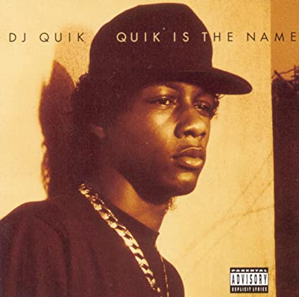 DJ Quik - Quik Is The Name 12""