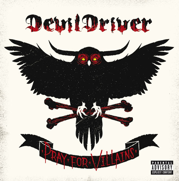 DevilDriver - Pray For Villains CD
