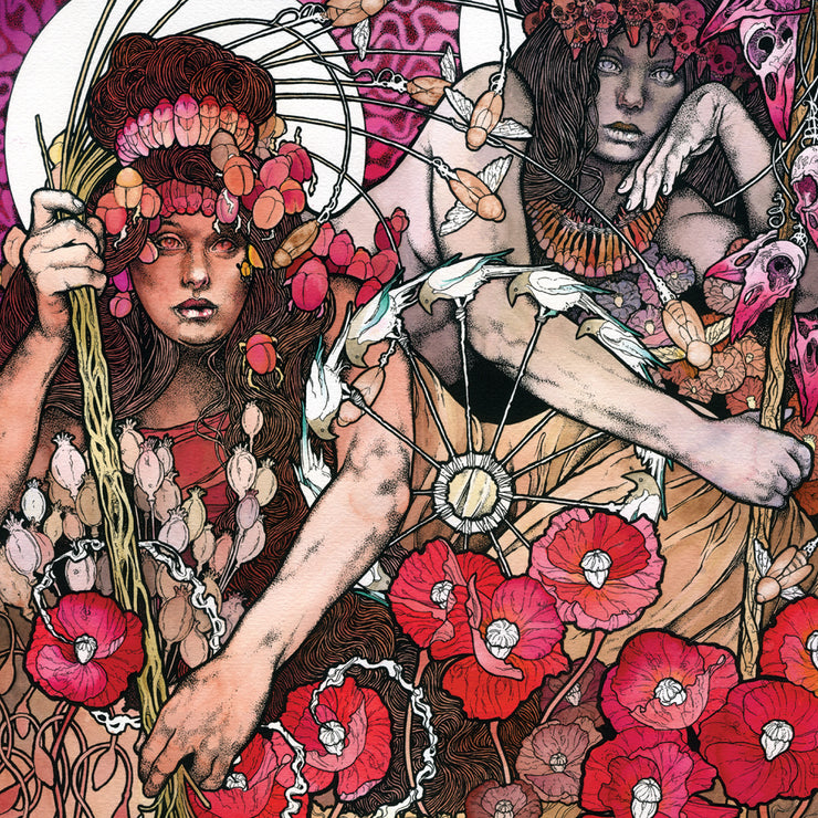 Baroness - Red Album (Pic Disc) 2x12""