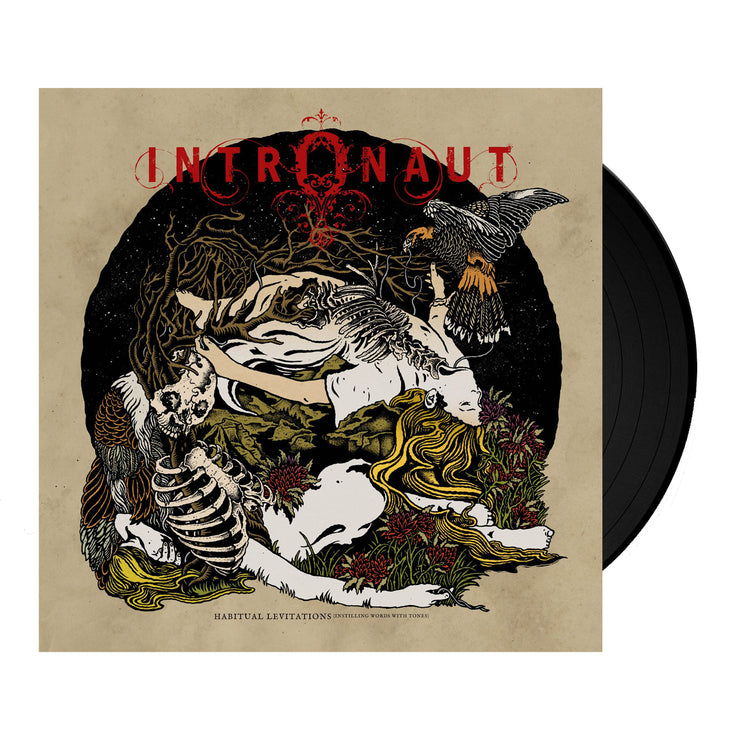 Intronaut - Habitual Levitations (Instilling Words with Tones) 2x12""