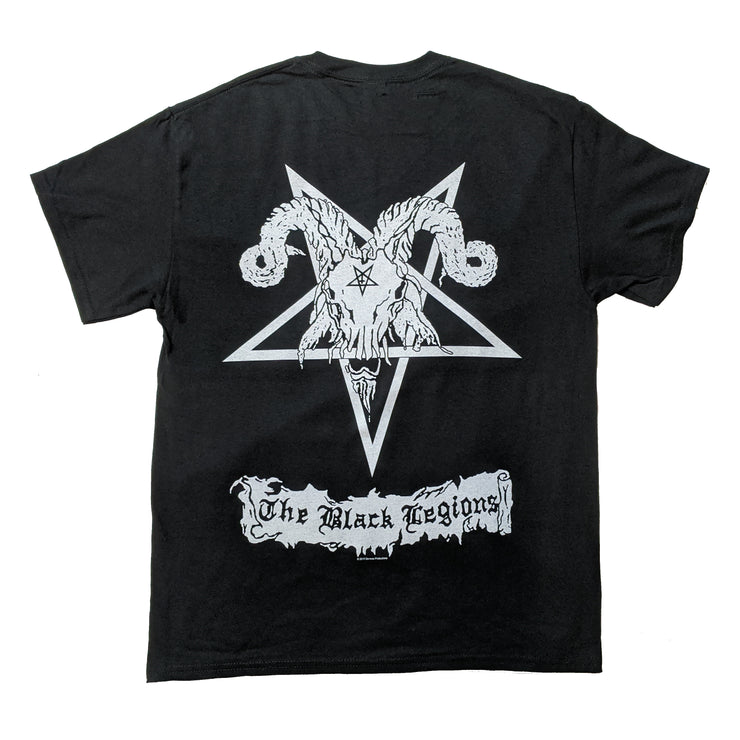 Mutiilation - The Black Legions t-shirt