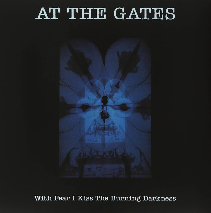 At The Gates - With Fear I Kiss The Burning Darkness 12""