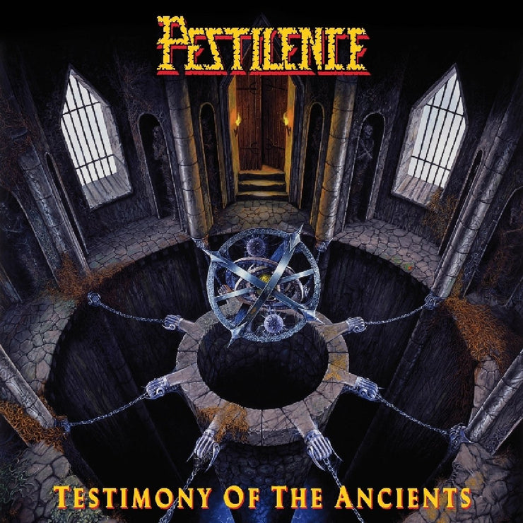Pestilence - Testimony Of The Ancients 12""