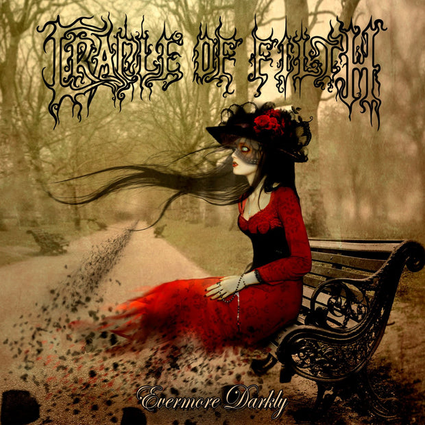 Cradle Of Filth - Evermore Darkly 12""