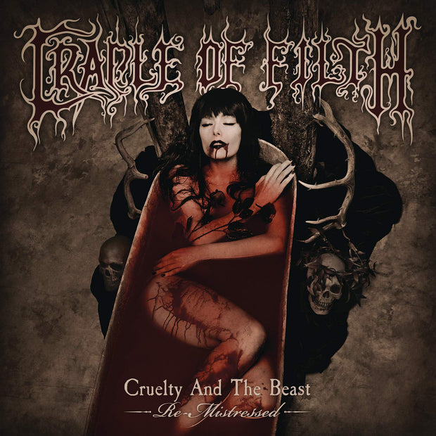 Cradle Of Filth - Cruelty and the Beast - Re-Mistressed 2x12""