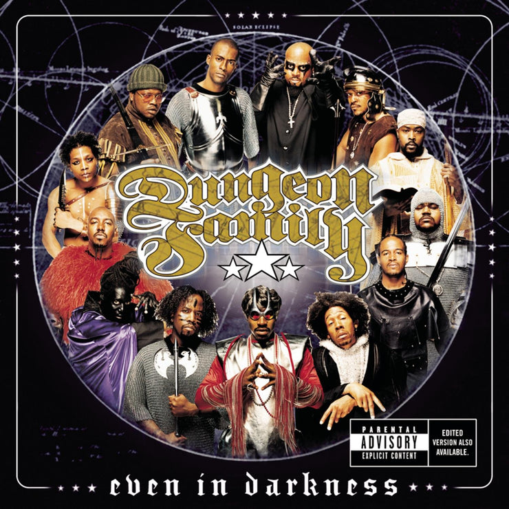 Dungeon Family - Even In Darkness 12""