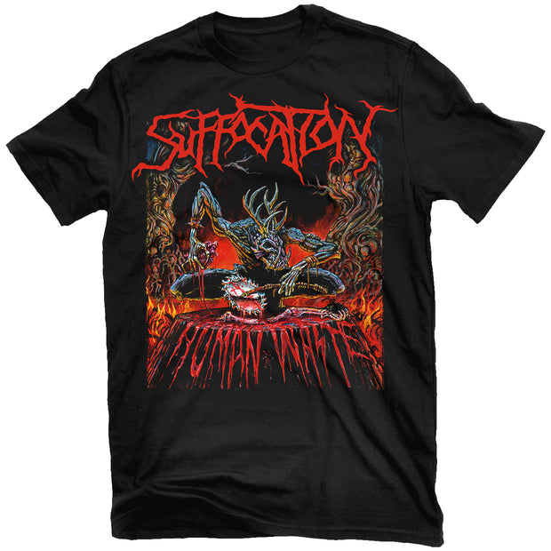 Suffocation - Human Waste t-shirt