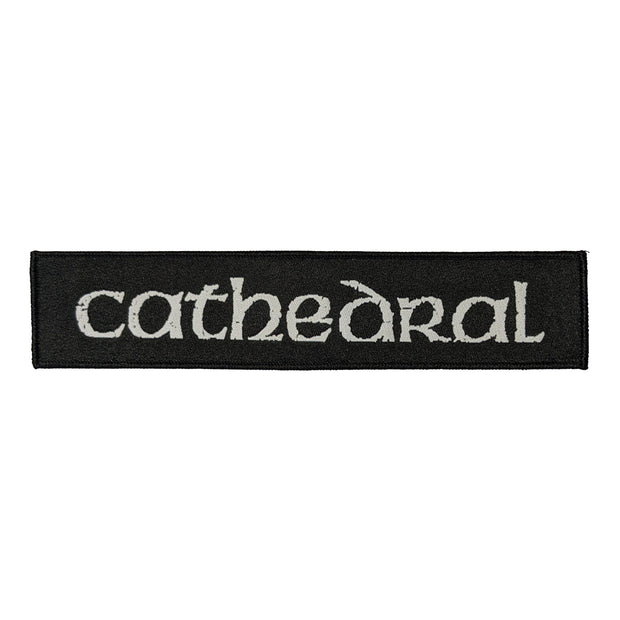 Cathedral - Logo patch