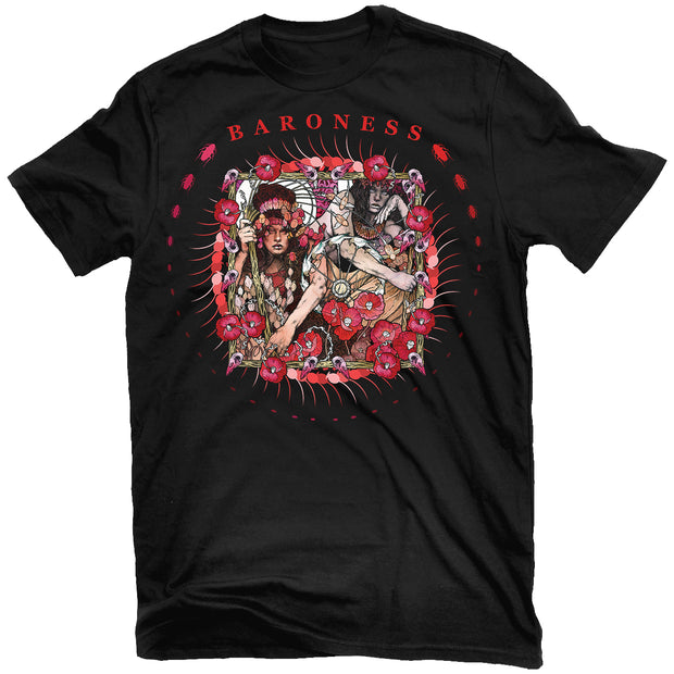 Baroness - Red Album t-shirt