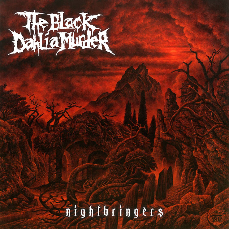 The Black Dahlia Murder - Nightbringers CD