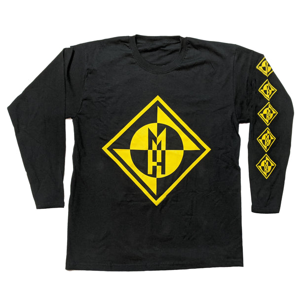 Machine Head - Diamond Logo long sleeve