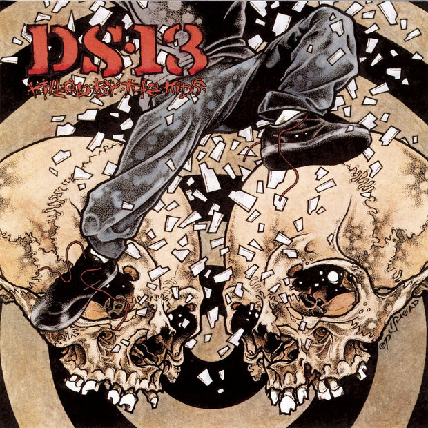 DS-13 - Killed By The Kids 12""
