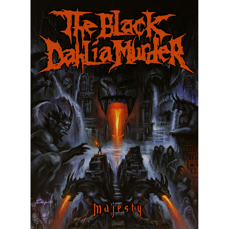 The Black Dahlia Murder - Majesty 2xDVD