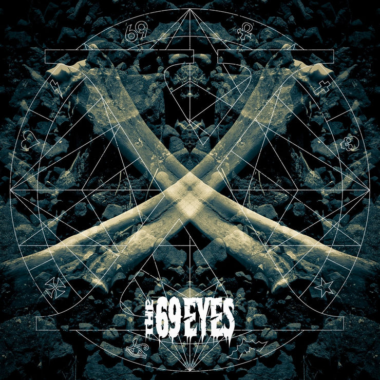 The 69 Eyes - X CD/DVD