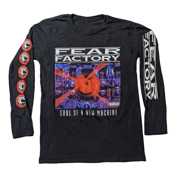 Fear Factory - Soul Of A New Machine long sleeve