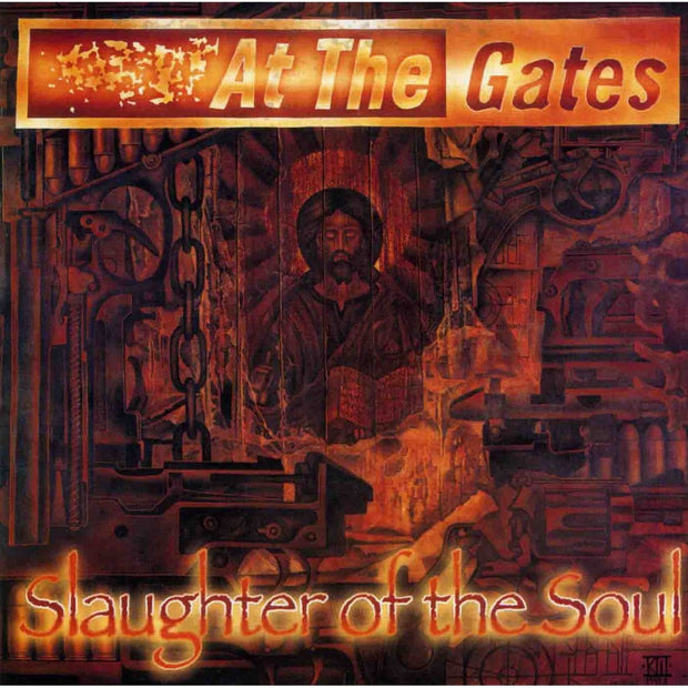 At The Gates - Slaughter Of The Soul 12""