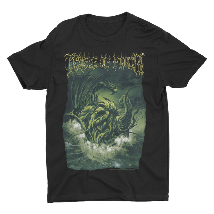 Cradle of Filth - Abominations t-shirt