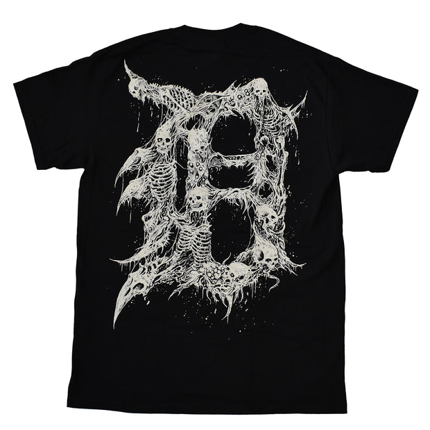 The Black Dahlia Murder - Detroit t-shirt