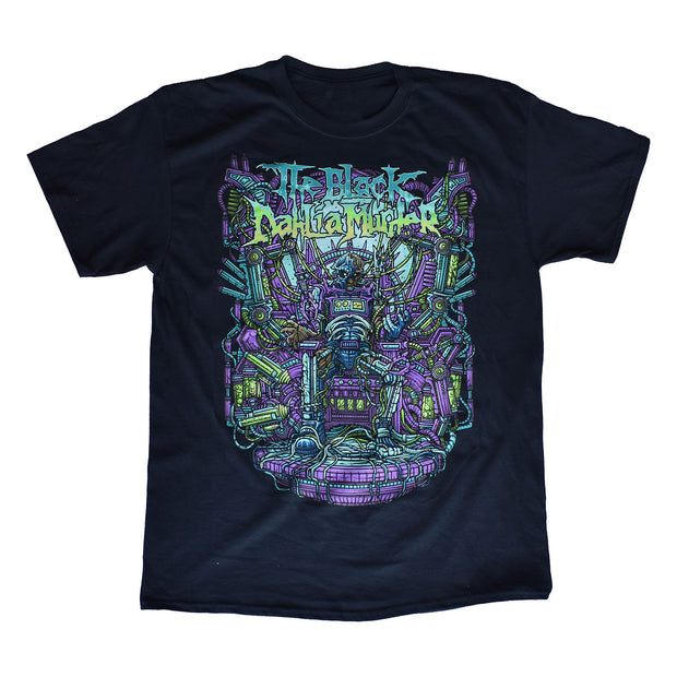 The Black Dahlia Murder - Phantom Of The Future t-shirt