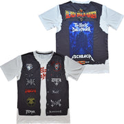 The Black Dahlia Murder - Battle Vest All-Over t-shirt
