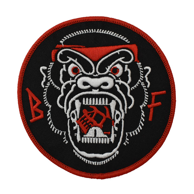 Blast Fiends - Ape Logo patch