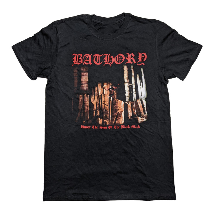 Bathory - Under The Sign Of The Black Mark t-shirt