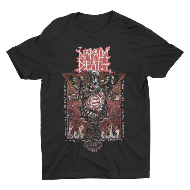 Napalm Death - Bird Throes t-shirt
