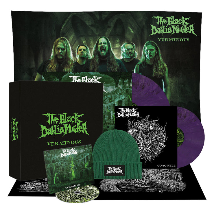 The Black Dahlia Murder - Verminous box set *PRE-ORDER*