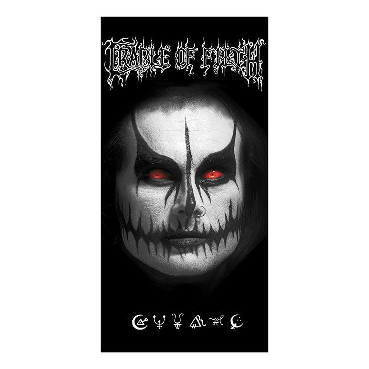 Cradle Of Filth - Dani Filth gaiter mask