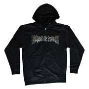 Cradle Of Filth - Cryptoriana zip-up hoodie