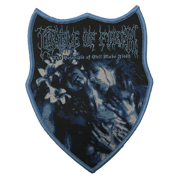 Cradle Of Filth - The Principle Of Evil Made Flesh (Pull The Plug) patch