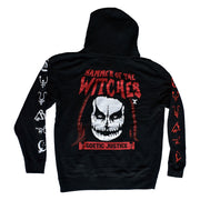 Cradle Of Filth - Goetic Justice zip-up hoodie
