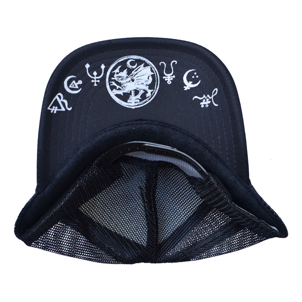 Cradle Of Filth - Logo trucker hat