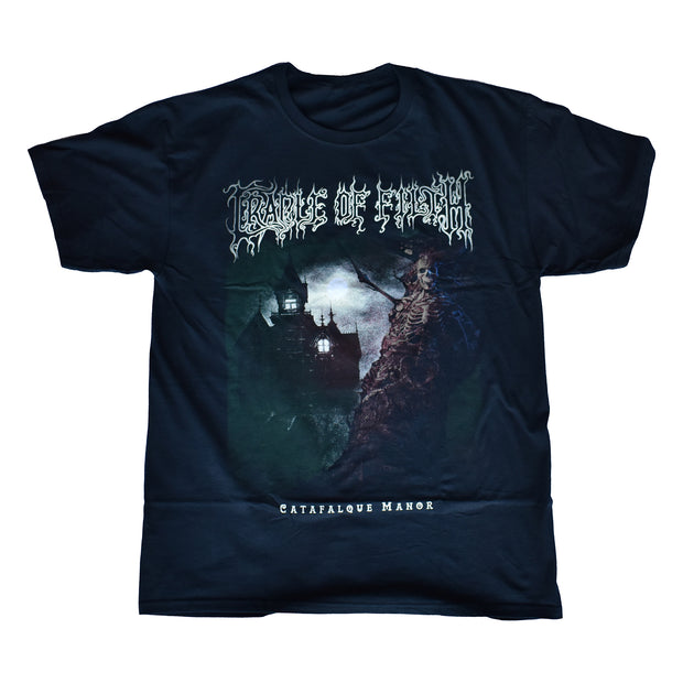Cradle Of Filth - Cataflaque Manor t-shirt