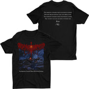Cosmic Putrefaction - The Horizon Towards Which Splendor Withers t-shirt