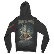 Cradle Of Filth - Plague Bearer zip-up hoodie