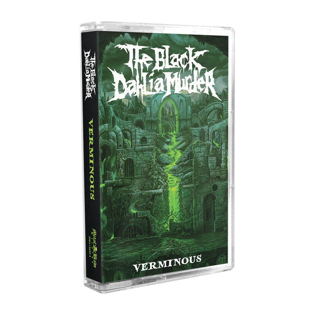 The Black Dahlia Murder - Verminous cassette