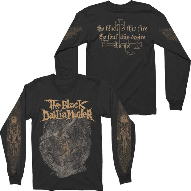 The Black Dahlia Murder - Child Of Night long sleeve