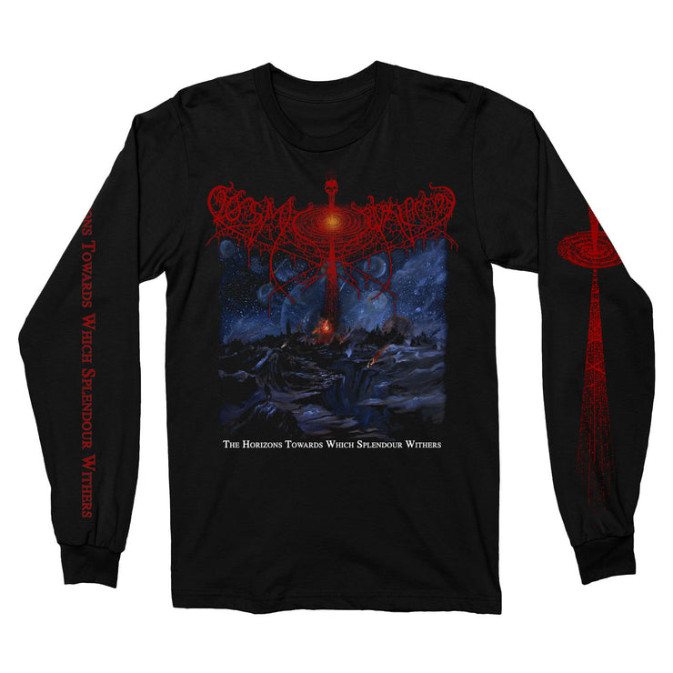 Cosmic Putrefaction - The Horizon Towards Which Splendor Withers long sleeve
