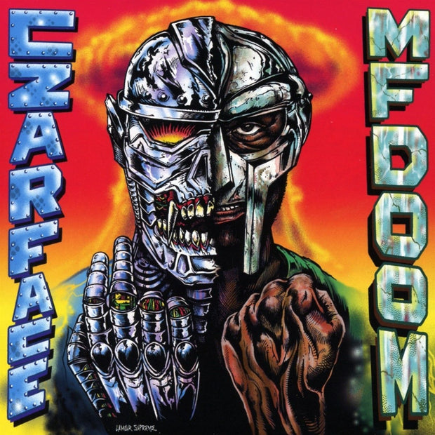 Czarface / MF Doom - Czarface Meets Metal Face 12""