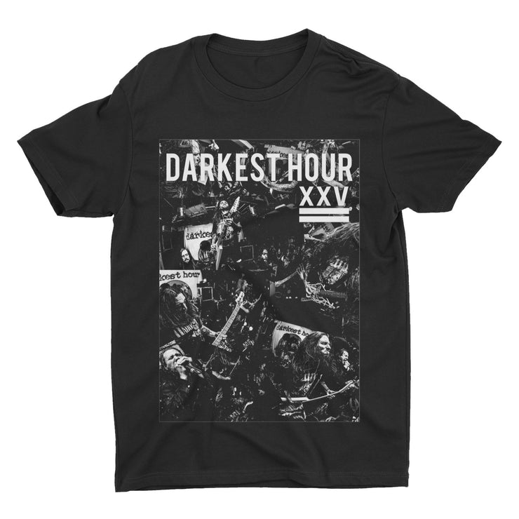 Darkest Hour - XXV Live t-shirt