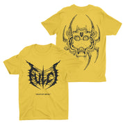 Fulci - Death By Metal t-shirt *PRE-ORDER*