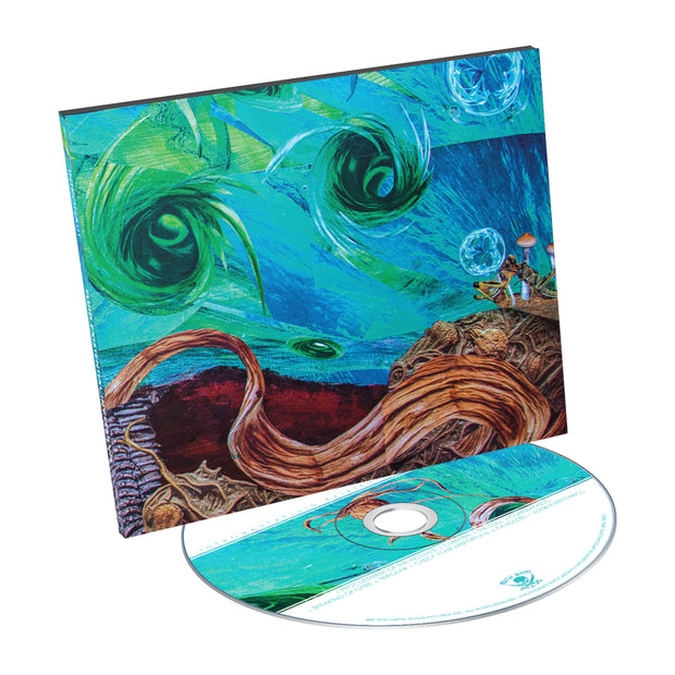 Intronaut - Fluid Existential Inversions CD *PRE-ORDER*