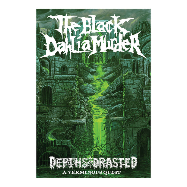 The Black Dahlia Murder - Verminous: Depths Of Drasted RPG (Lite Edition) book *PRE-ORDER*