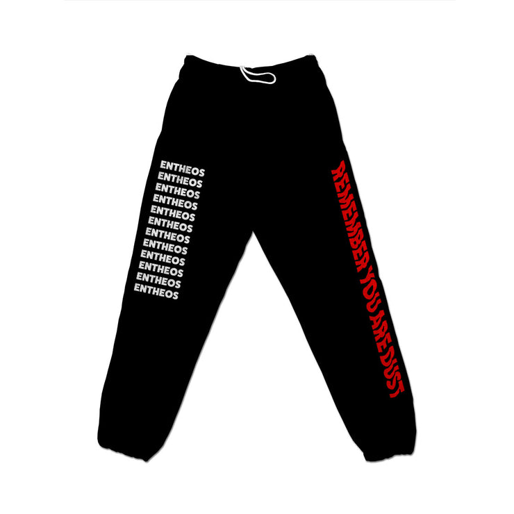 Entheos - Remember You Are Dust sweatpants *PRE-ORDER*