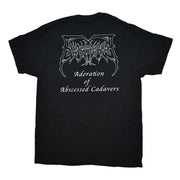 Funebrarum - Adoration Of Abscessed Cadavers t-shirt